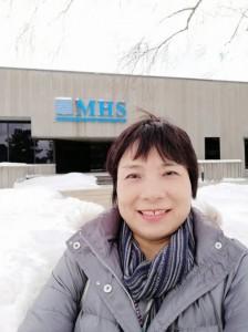 Visit to MHS 20170213